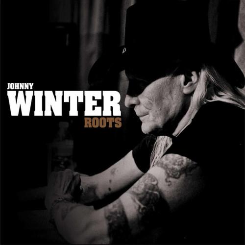 JOHNNY WINTER-ROOTS- Vinyl LP-Brand New-Still Sealed