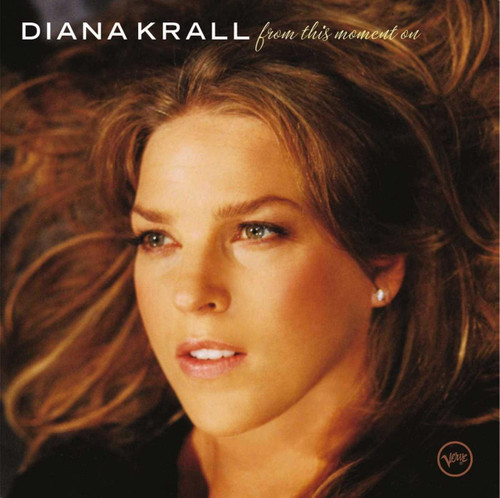 DIANA KRALL-FROM THIS MOMENT- Double Vinyl LP-Brand New-Still Sealed