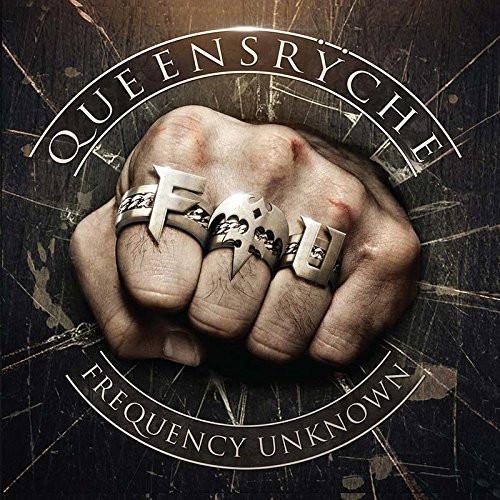 QUEENSRYCHE-FREQUENCY UNKNOWN- Vinyl LP-Brand New-Still Sealed