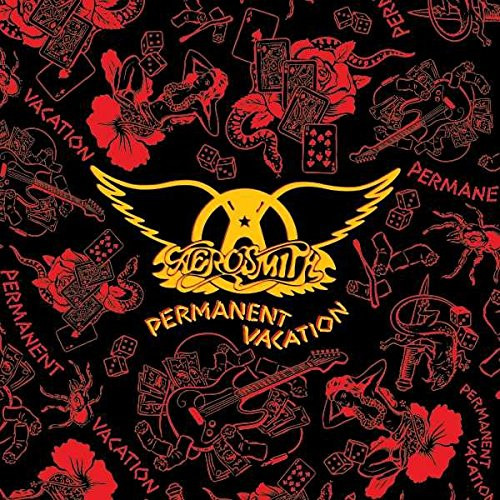 AEROSMITH-PERMANENT VACATION- Vinyl LP-Brand New-Still Sealed