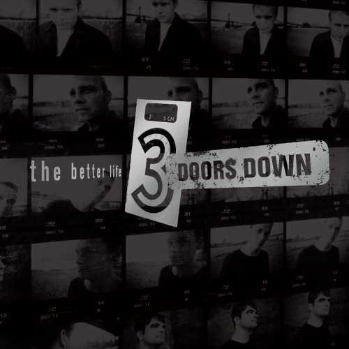3 DOORS DOWN-THE BETTER LIFE- Double Vinyl LP-Brand New-Still Sealed