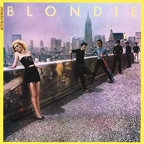 BLONDIE-AUTOAMERICAN- Vinyl LP-Brand New-Still Sealed