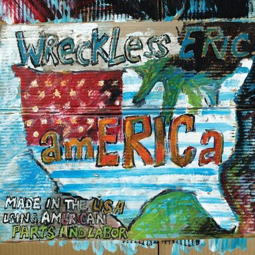 WRECKLESS ERIC-AMERICA- Vinyl LP-Brand New-Still Sealed