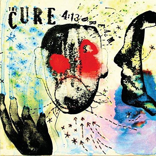 CURE -4:13 DREAM- Double Vinyl LP-Brand New-Still Sealed