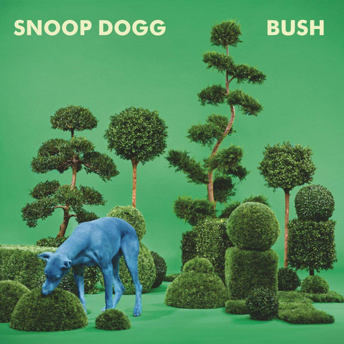 SNOOP DOGG-BUSH- Vinyl LP-Brand New-Still Sealed