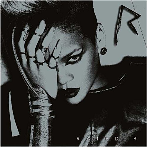 RIHANNA-RATED R- Double Vinyl LP-Brand New-Still Sealed