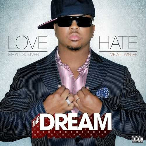 THE-DREAM-LOVE HATE  - Double Vinyl LP-Brand New-Still Sealed