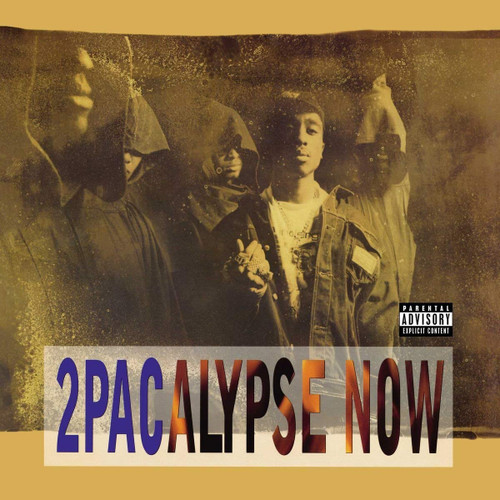 2PAC-2PACALYPSE NOW - Double Vinyl LP-Brand New-Still Sealed