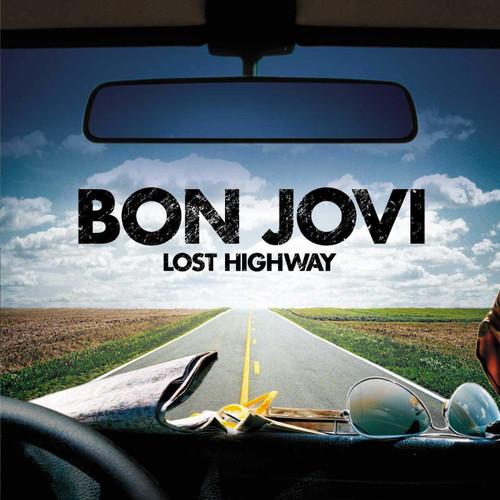 BON JOVI-LOST HIGHWAY- Vinyl LP-Brand New-Still Sealed