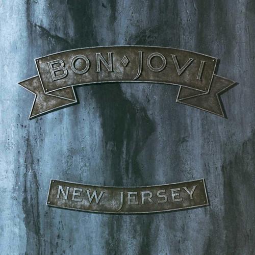 BON JOVI-NEW JERSEY- Double Vinyl LP-Brand New-Still Sealed