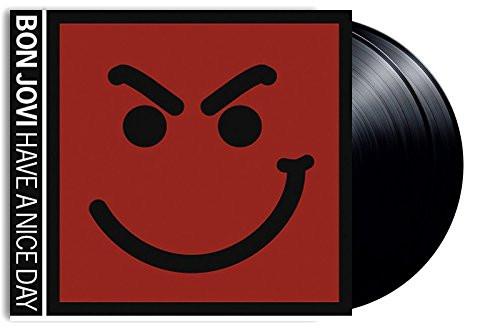 BON JOVI-HAVE A NICE DAY- Double Vinyl LP-Brand New-Still Sealed