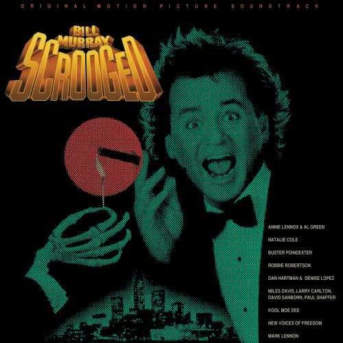 OST - SCROOGED-OST - SCROOGED- Vinyl LP-Brand New-Still Sealed