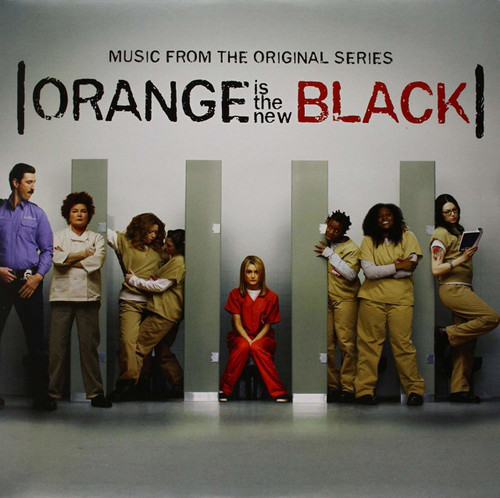 OST - ORANGE IS THE NEW BLACK [SEASON 1]- Vinyl LP-Brand New-Still Sealed
