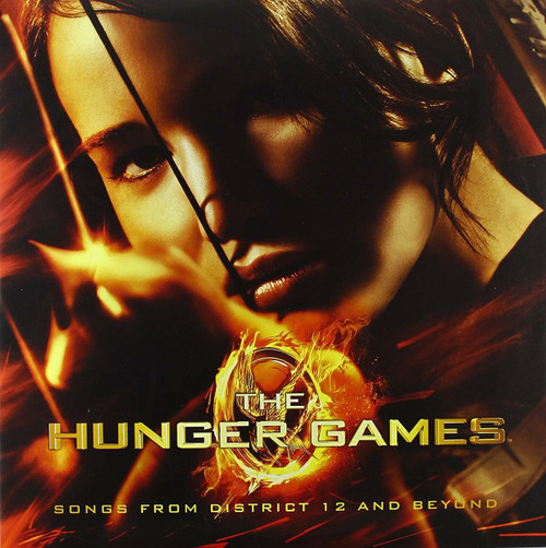 OST - HUNGER GAMES:SONGS FROM DISTRICT 12 AND BEYOND  - Double Vinyl LP-Brand New-Still Sealed
