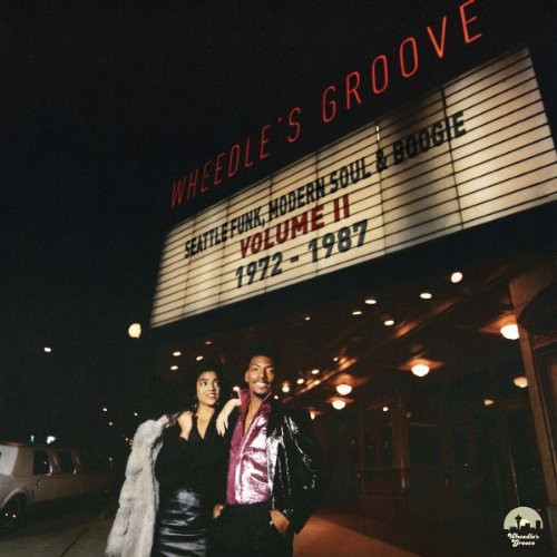 VAR- WHEEDLE'S GROOVE VOLUME II -SEATTLE FUNK, MODERN SOUL AND BOOGIE 1972-1987 *- Double Vinyl LP-Brand New-Still Sealed