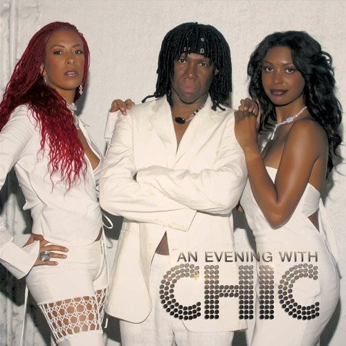 CHIC-AN EVENING WITH CHIC- Vinyl LP-Brand New-Still Sealed