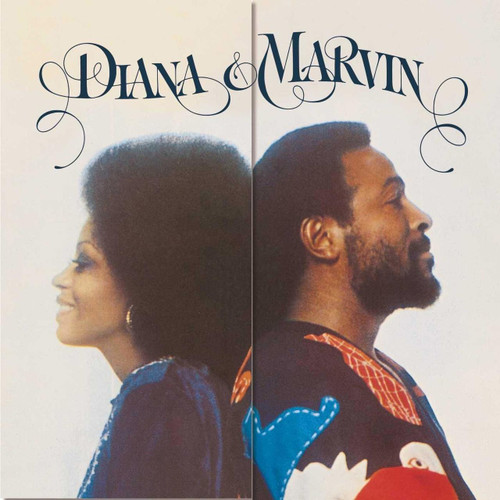 MARVIN GAYE & DIANA ROSS-DIANA-MARVIN - Vinyl LP-Brand New-Still Sealed