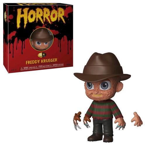 A Nightmare on Elm Street - Freddy Krueger 5-Star Vinyl Figure-FUN34010
