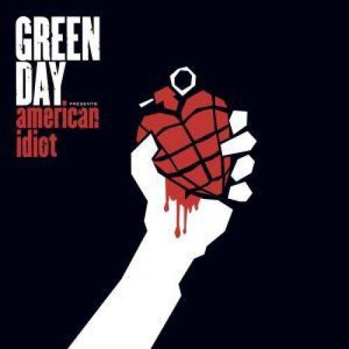 Green Day - American Idiot [2LP]-RSD Coloured VINYL LP-Brand New-Still Sealed
