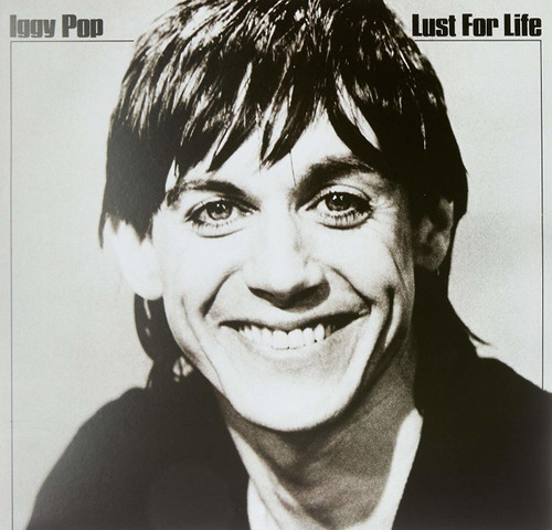 IGGY POP-Lust For Life VINYL LP-Brand New-Still Sealed