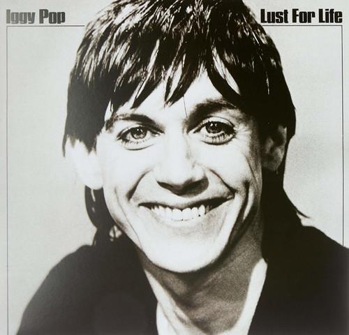 IGGY POP-Lust For Life VINYL LP-Brand New-Still Sealed