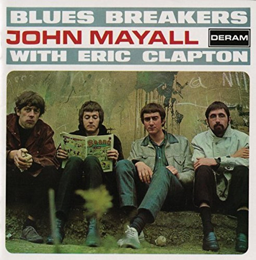 JOHN MAYALL & THE BLUESBREAKERS-Blues breakers-Double VINYL LP-Brand New-Still Sealed