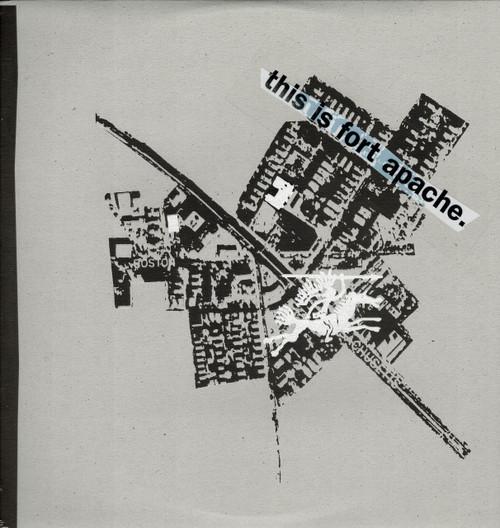 THIS IS FORT APACHE-Radiohead/Belly/Lemonheads/Throwing Muses/Dinosaur Jr. Vinyl LP-Brand New-Still Sealed