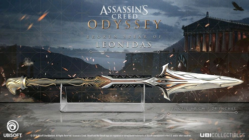 Assassin's Creed: Odyssey - Broken Spear of Leonidas Replica-UBI300099730