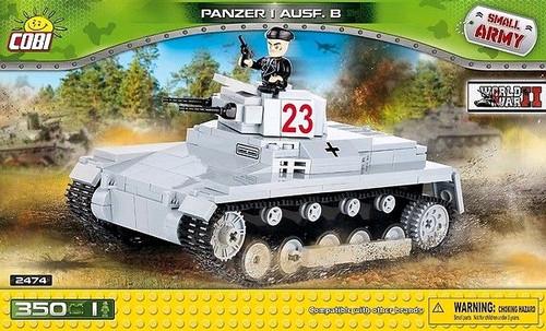 Small Army - 350 piece Panzer I Ausf.B-COB2474