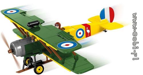 Small Army - Avro 504K-COB2977