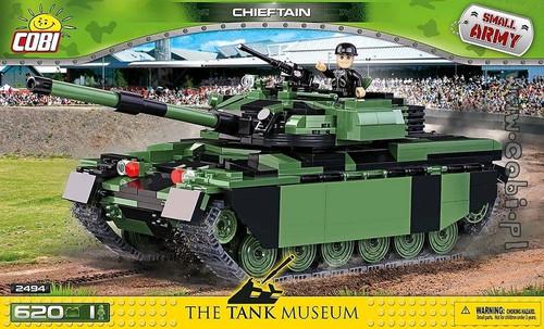 Small Army - 620 piece Chieftain-COB2494