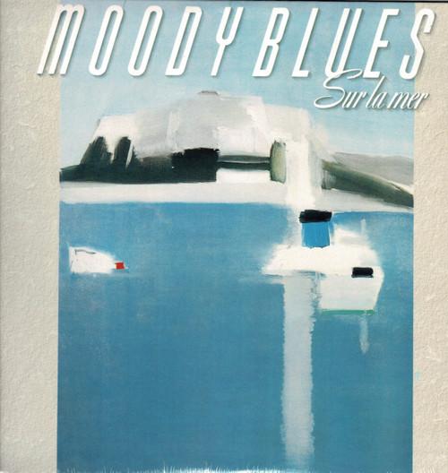 MOODY BLUES-Sur La Mer Vinyl LP-Brand New-Still Sealed