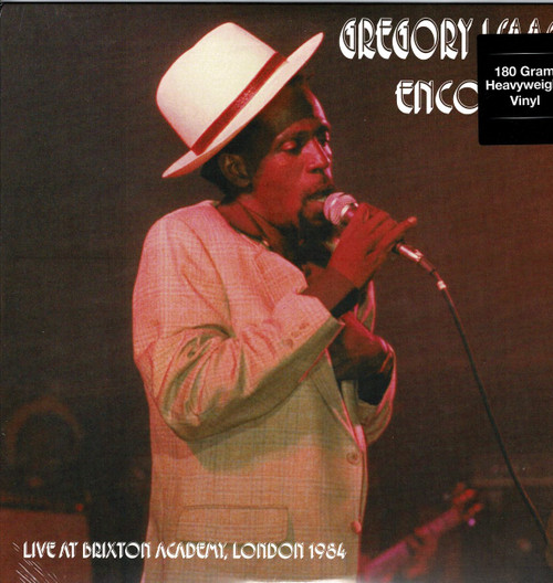 GREGORY ISAACS -Encore (180 gram) Vinyl LP-Brand New-Still Sealed