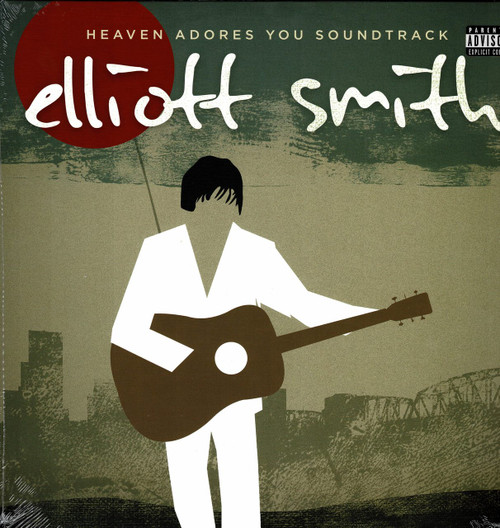 ELLIOT SMITH (2 LP's)-Heaven Adores You (Soundtrack) Vinyl LP-Brand New-Still Sealed