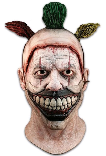 American Horror Story - Twisty the Clown DLX Mask-TTSRLFOX100