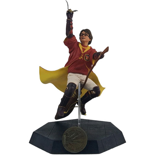Harry Potter - Harry Quidditch Outfit PVC Statue-ICH1263