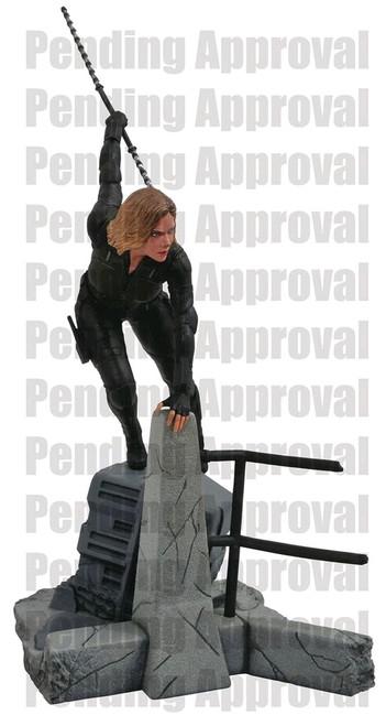 Avengers 3: Infinity War - Black Widow PVC Gallery Statue-DSTAPR182160