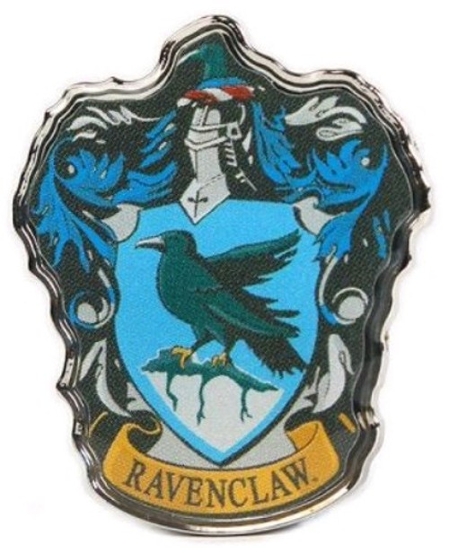 Harry Potter - Ravenclaw Enamel Badge-HMBPBADHP05