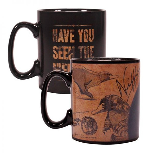 Fantastic Beasts and Where to Find Them - Niffler Heat Changing Mug-HMBMUGBFB02