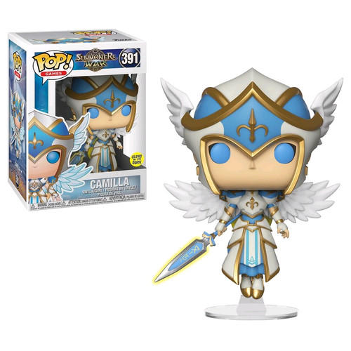 Summoners War - Camilla Pop! Vinyl-FUN34881
