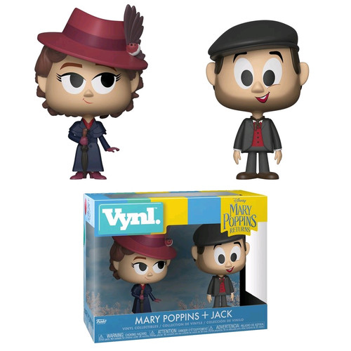 Mary Poppins Returns - Mary Poppins & Jack Vynl.-FUN34222