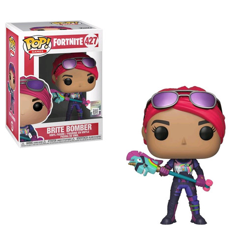 Fortnite - Brite Bomber Pop! Vinyl-FUN36721