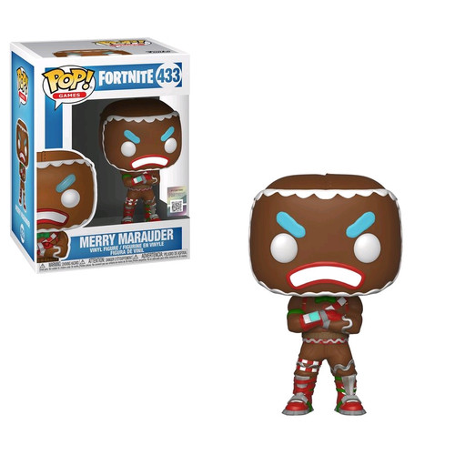 Fortnite - Merry Marauder Pop! Vinyl-FUN34880