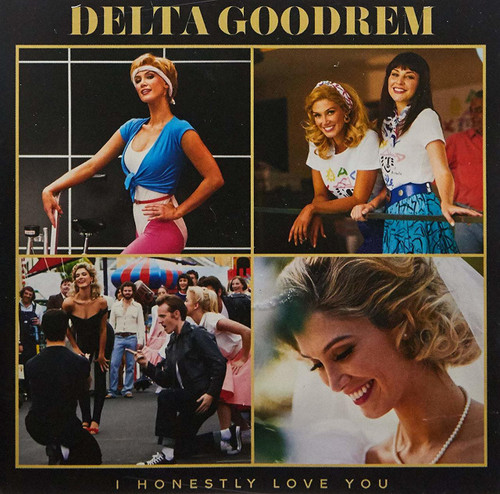 Delta Goodrem-I Honestly Love You CD-Brand New/Still sealed