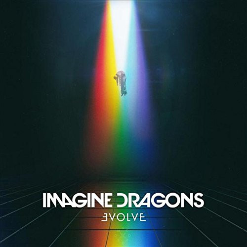 Imagine Dragons- Evolve Intl Deluxe CD-Brand New/Still sealed