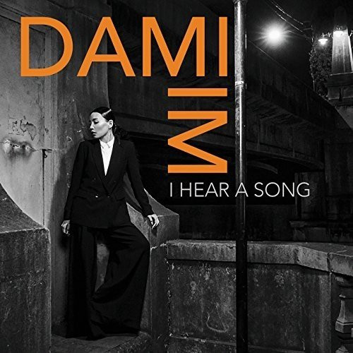 Dami Im- I hear a song CD-Brand New/Still sealed