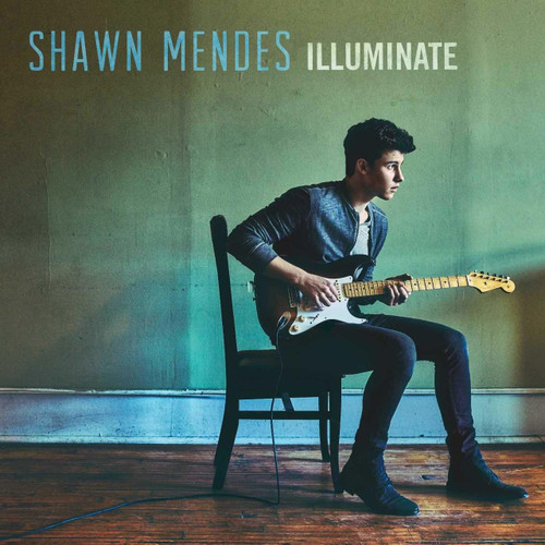 Shawn Mendes- Illuminate CD-Brand New/Still sealed