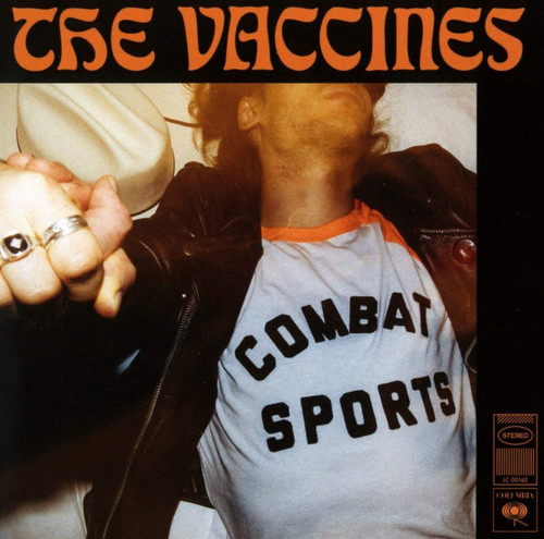 The Vaccines- Combat Sports CD-Brand New/Still sealed