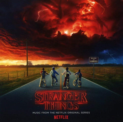 Stranger things- Music from the original series CD-Brand New/Still sealed