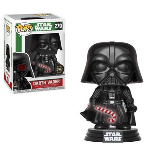 Star Wars - Darth Vader Holiday-CHASE  Pop! Vinyl-FUN33884